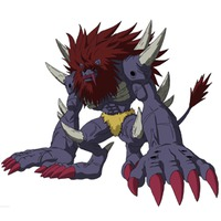 Image of Mad Leomon Final Mode