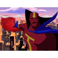 Image of Red Tornado