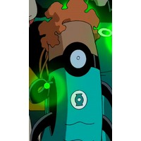 Image of Green Lantern (Larvox)