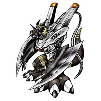 BlackWarGrowlmon