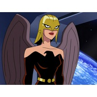 Image of Hawkgirl (Justice Lord)