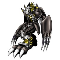 Image of Black War Greymon