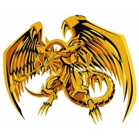 Image of The Winged Dragon Of Ra