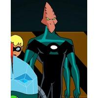 Image of Green Lantern (Salakk)