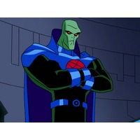 Image of Martian Manhunter ( Justice Lord)