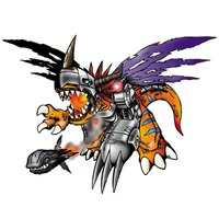 Image of MetalGreymon