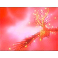 Image of Suzaku (Phoenix form)