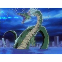 Image of Seiryuu (Dragon form)