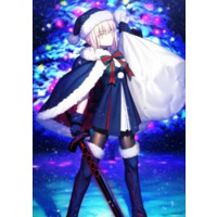 Image of Artoria Pendragon (Santa Alter)