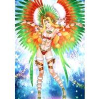 Image of Quetzalcoatl (Samba/Santa)