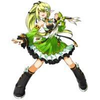 Rena (Wind Sneaker)