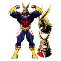Profile Picture for All Might