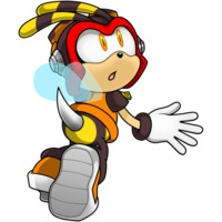 Image of Charmy the Bee