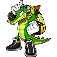 Image of Vector the Crocodile
