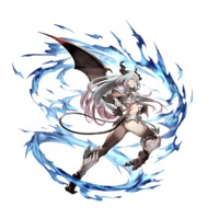 Image of Amira (Half-God Half-Demon mode)