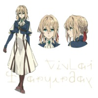Profile Picture for Violet Evergarden