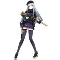 Image of HK416