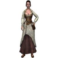 Image of Blacksmith's wife