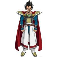 Image of King Vegeta