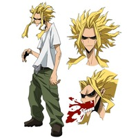 Quotes from Toshinori Yagi (true form)