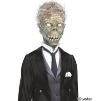 Image of Zombie Butler