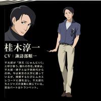 Profile Picture for Junichi Katsuragi