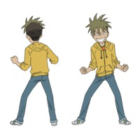 Image of Naoki Kojima ''Eroesu''