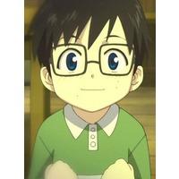 Image of Yukio Okumura (child)