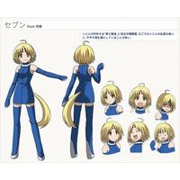 Image of Seven / Nanako