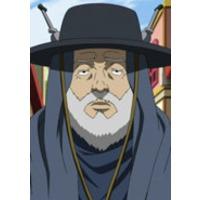 Image of Old Man NPC