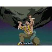 Image of Dinosaur Arm
