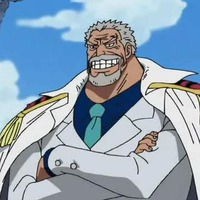 Image of Monkey D. Garp