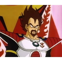 Image of King Vegeta