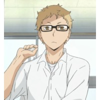 Profile Picture for Kei Tsukishima