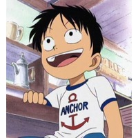 Monkey D. Luffy (young)