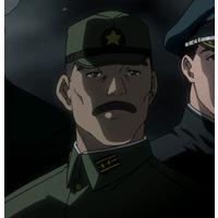 Image of Lieutenant Colonel Matsuda