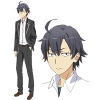 Image of Hachiman Hikigaya