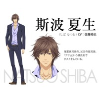Image of Shiba Natsuo