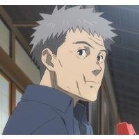 Hotaru's grandfather