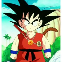Image of Goku (young)