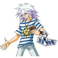 Image of Dark Bakura