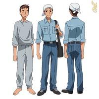 Nanami's Father