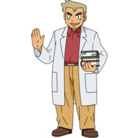 Image of Professor Oak