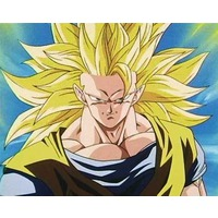 Image of Super Saiyan 3 Goku