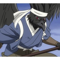 Image of Crow Messenger Youkai