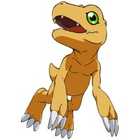 Image of Agumon