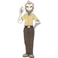 Professor Cedric Juniper