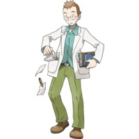 Image of Professor Elm