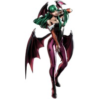 Image of Morrigan Aensland