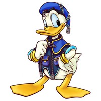Image of Donald Duck